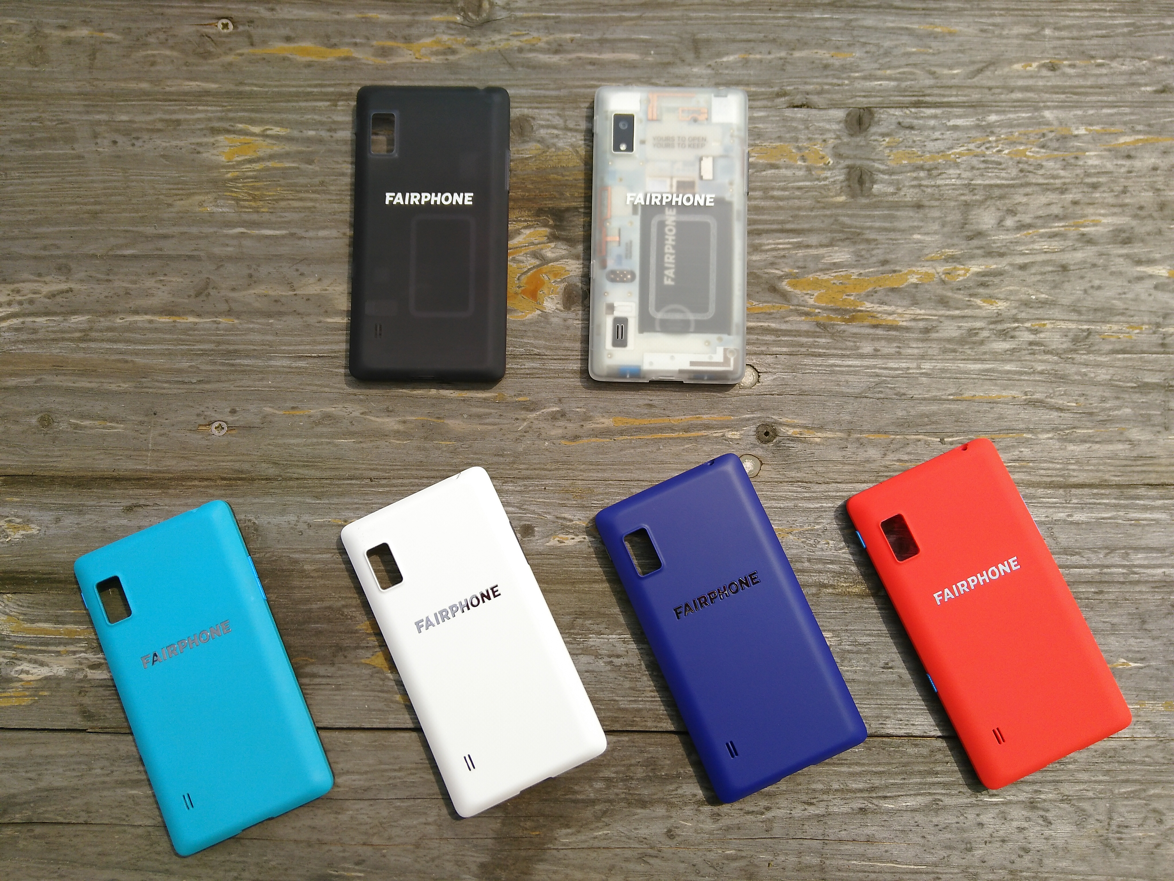 separation shoes 21508 d0cd8 Fairphone 2 Back Cover - Slim